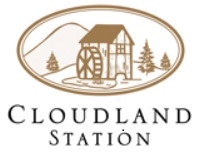 Cloudland_Station_Gate_Community_Chickamauga_ Logo